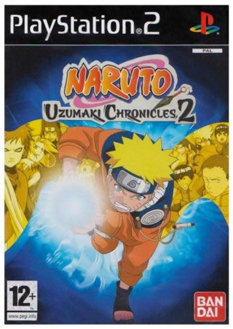 Naruto Uzumaki Chronicles 2 PS2 Game