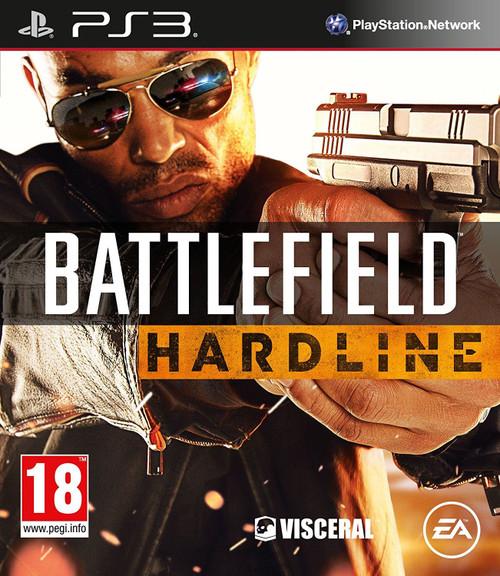 Battlefield Hardline PS3 Game
