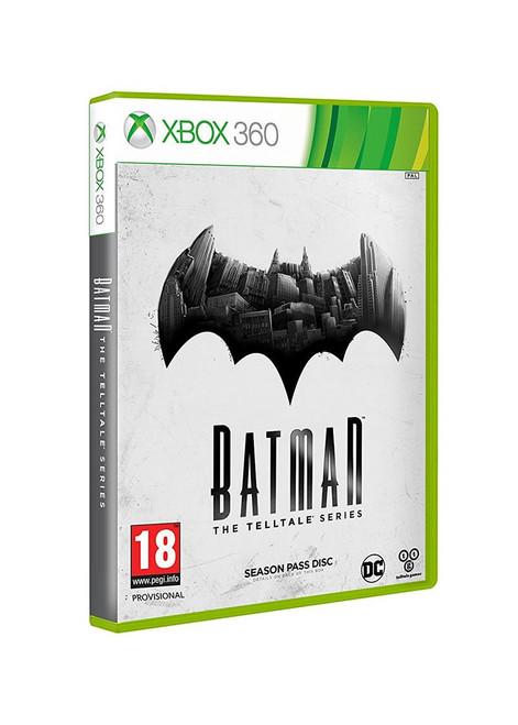 Batman The Telltale Series Xbox 360 Game