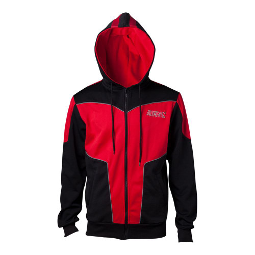 Ant-Man The Wasp - Cosplay Track Suit top Black-Red Large (HD518842ANW-L)