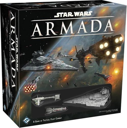 Star Wars Armada Tabletop Miniatures Game
