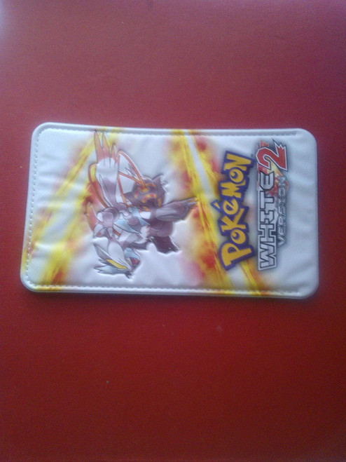 Pokemon White 2 Console Pouch for Nintendo DS