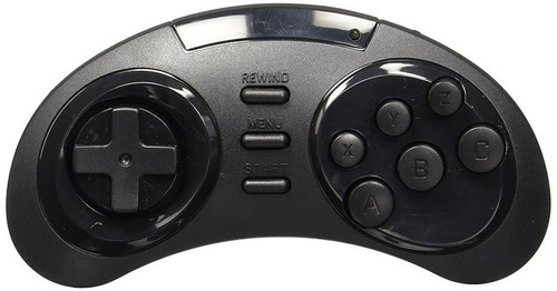 SEGA Mega Drive Flashback HD with Wireless Controllers (85 Games Included)  (EU)