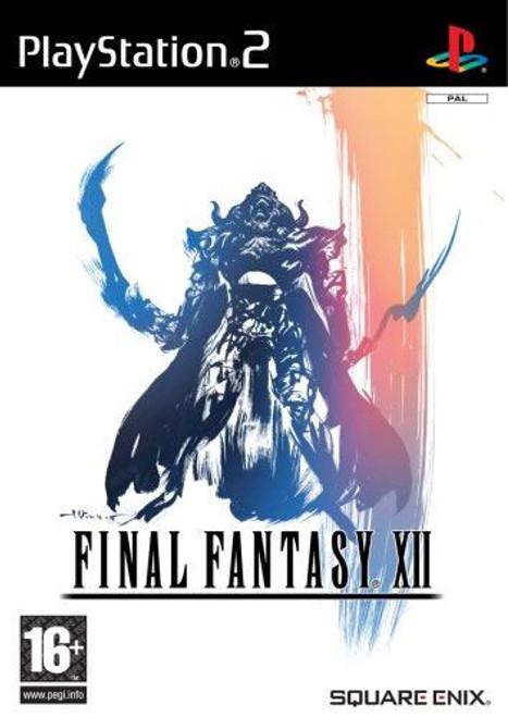 Final Fantasy 12 (PS2) Game