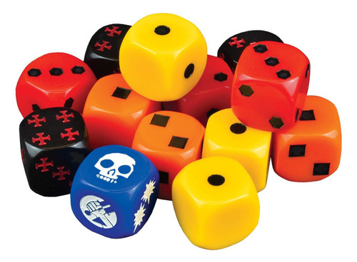 Hellboy The Board Game-Dice Booster