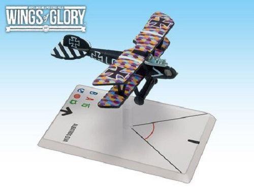 Wings of Glory Expansion Pack - Albatros D.Va Udet