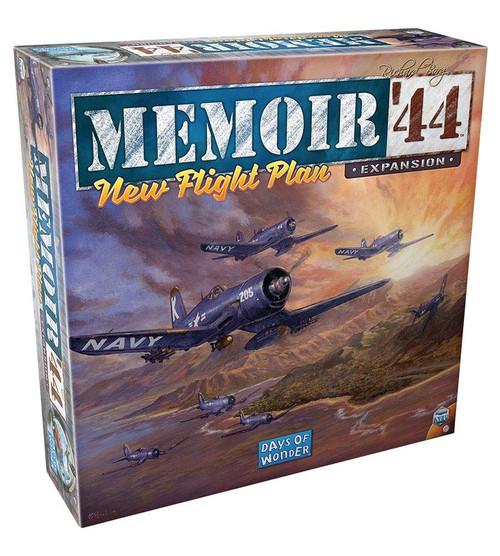 Memoir '44 New Flight Plan Expansion Pack for Board Game