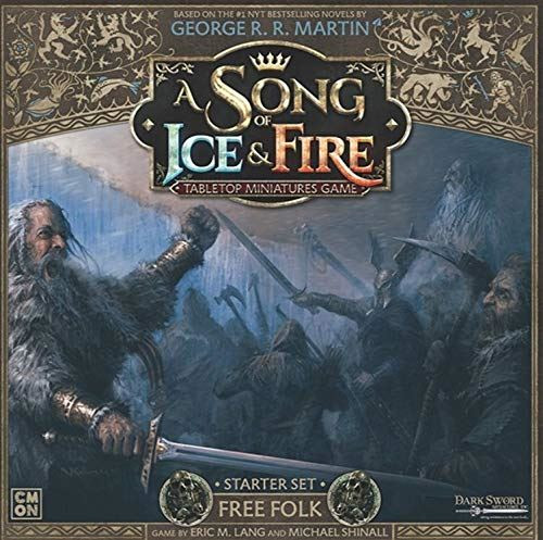 A Song of Ice and Fire Core Box Free Folk Starter Set