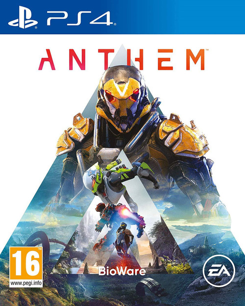 Anthem PS4 Game