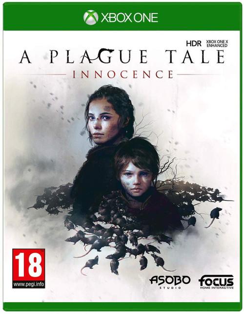 A Plague Tale Innocence Xbox One Game