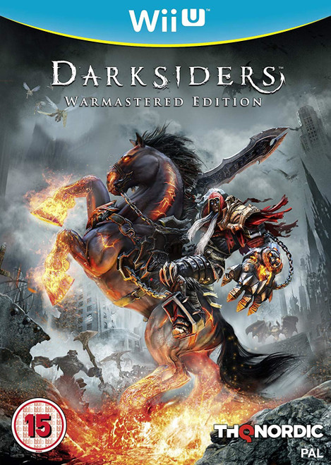 Darksiders Warmastered Edition Nintendo Wii U Game