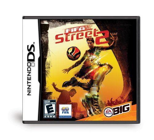 FIFA Street 2 Nintendo DS Game