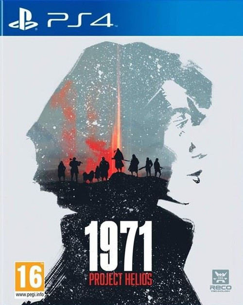 1971 Project Helios PS4 Game
