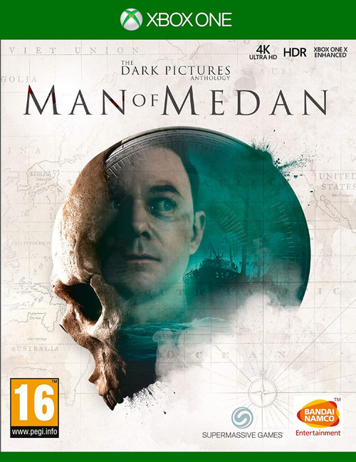 The Dark Pictures Anthology Man of Medan Xbox One Game