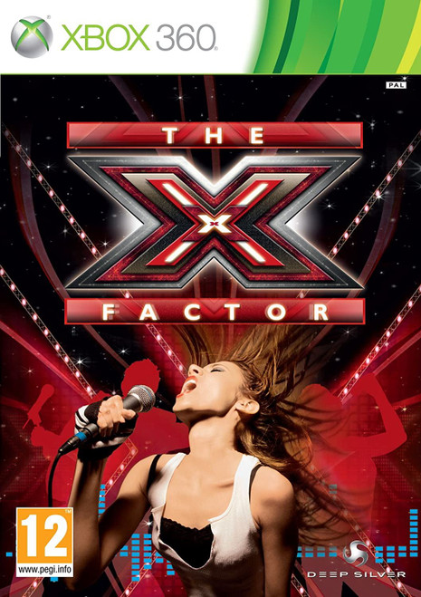 The X Factor Xbox 360 Game