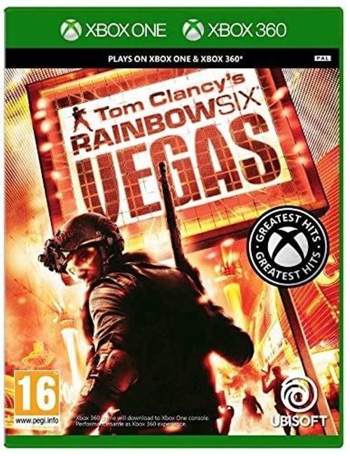 Rainbow Six Vegas Classics Edition Xbox 360 Game