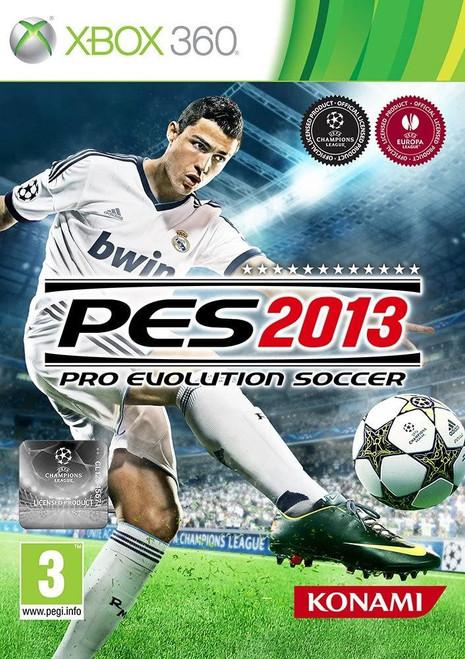 Pro Evolution Soccer 2013 Xbox 360 Game
