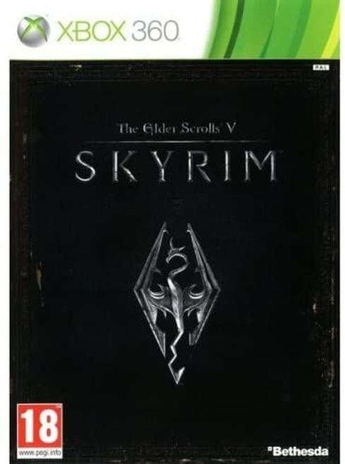The Elder Scrolls V Skyrim Xbox 360 Game