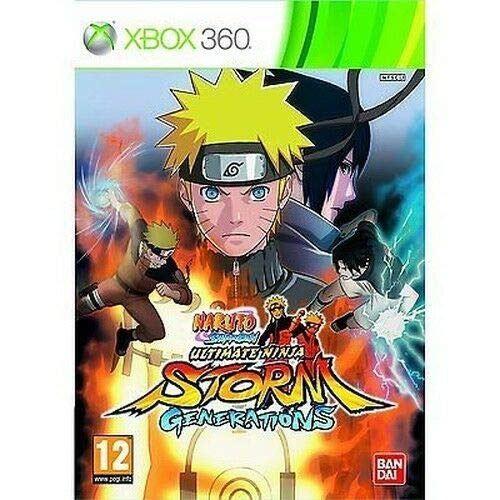 Naruto Shippuden: Ultimate Ninja Storm Generation Xbox 360 Game