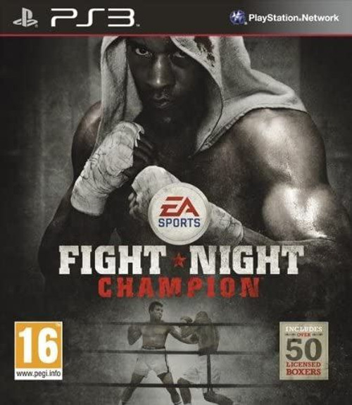Fight Night Champion PS3 Game