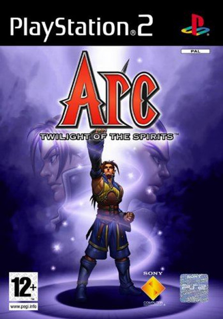 Arc Twilight of the Spirits PS2 Game