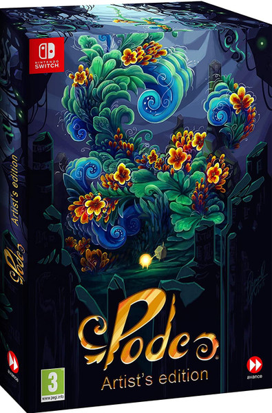 Pode Artists Edition Nintendo Switch Game