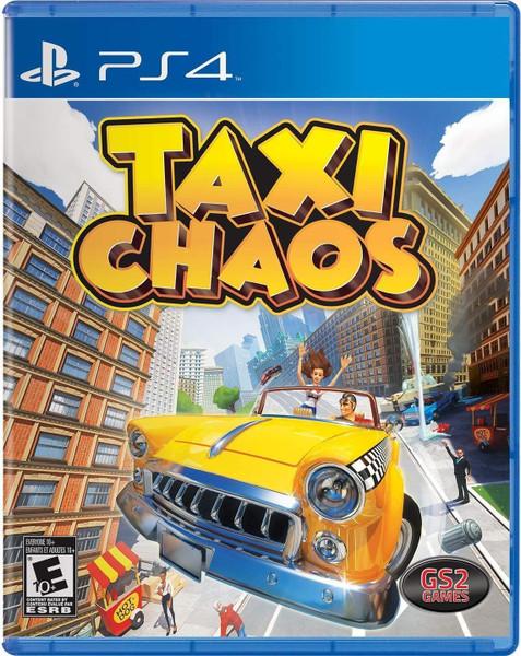 Taxi Chaos PS4 Game