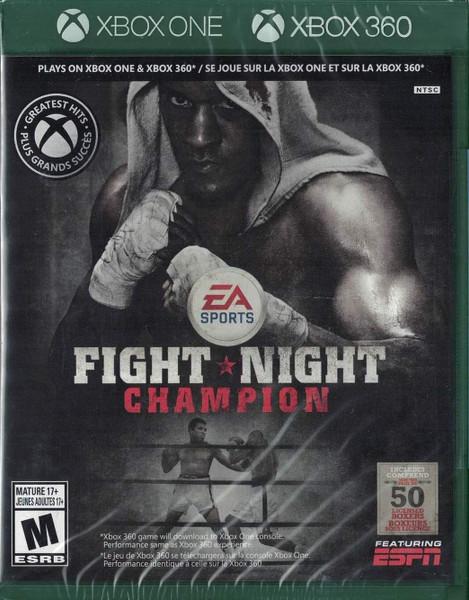Fight Night Champion - Xbox 360 Game