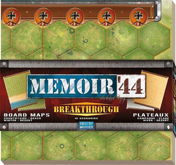 Memoir 44 Breakthrough Kit