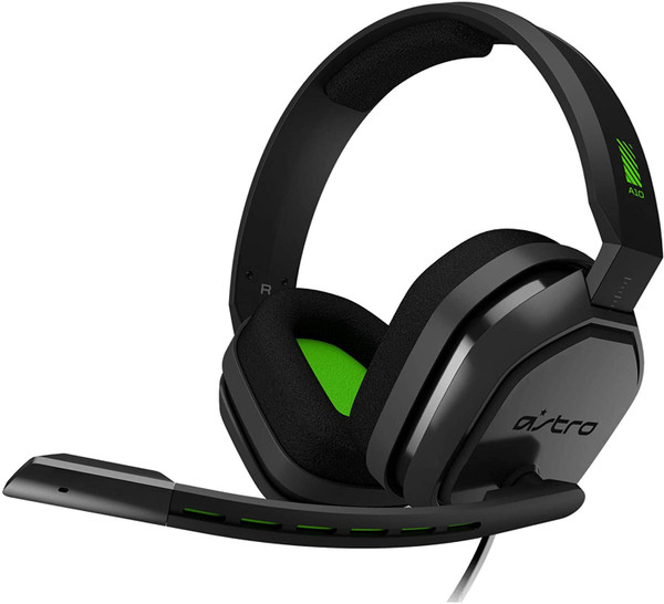 Astro Gaming A10 PS4 Headset Green