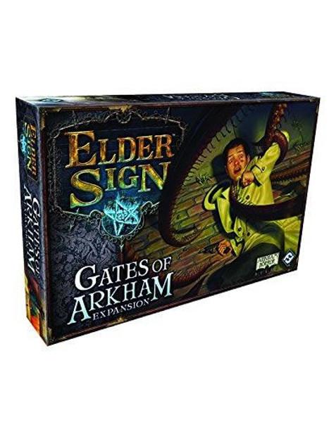 Elder Sign Gates of Arkham Board Game Expansion Board Game