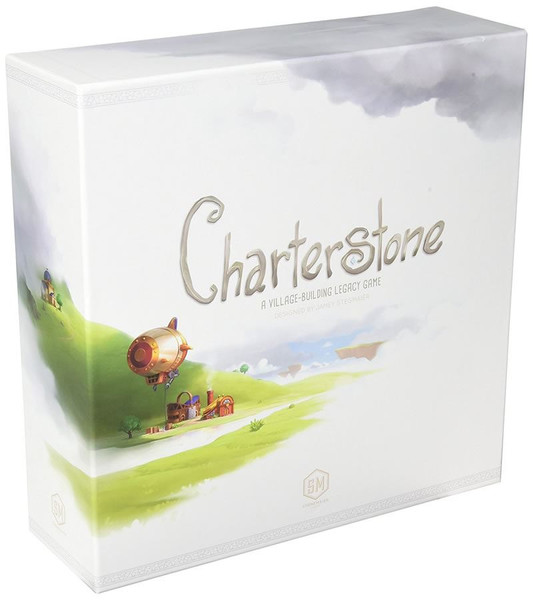 Stonemaier Games STM700 Charterstone Board Game