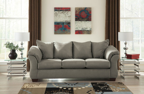 Magnificent Signature Design By Ashley Mccade Cobblestone Reclining Sofa Unemploymentrelief Wooden Chair Designs For Living Room Unemploymentrelieforg