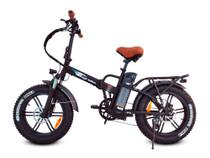 Bagi Bike B20 Fat Tire Folding Electric Bicycle