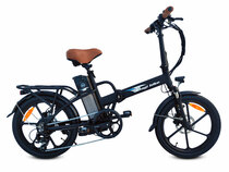 Bagi Bike B20 Street Folding Electric Bike