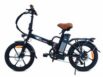Bagi Bike B20 Street Folding Electric Bicycle