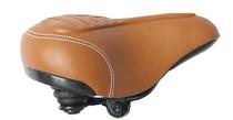 Wide saddle