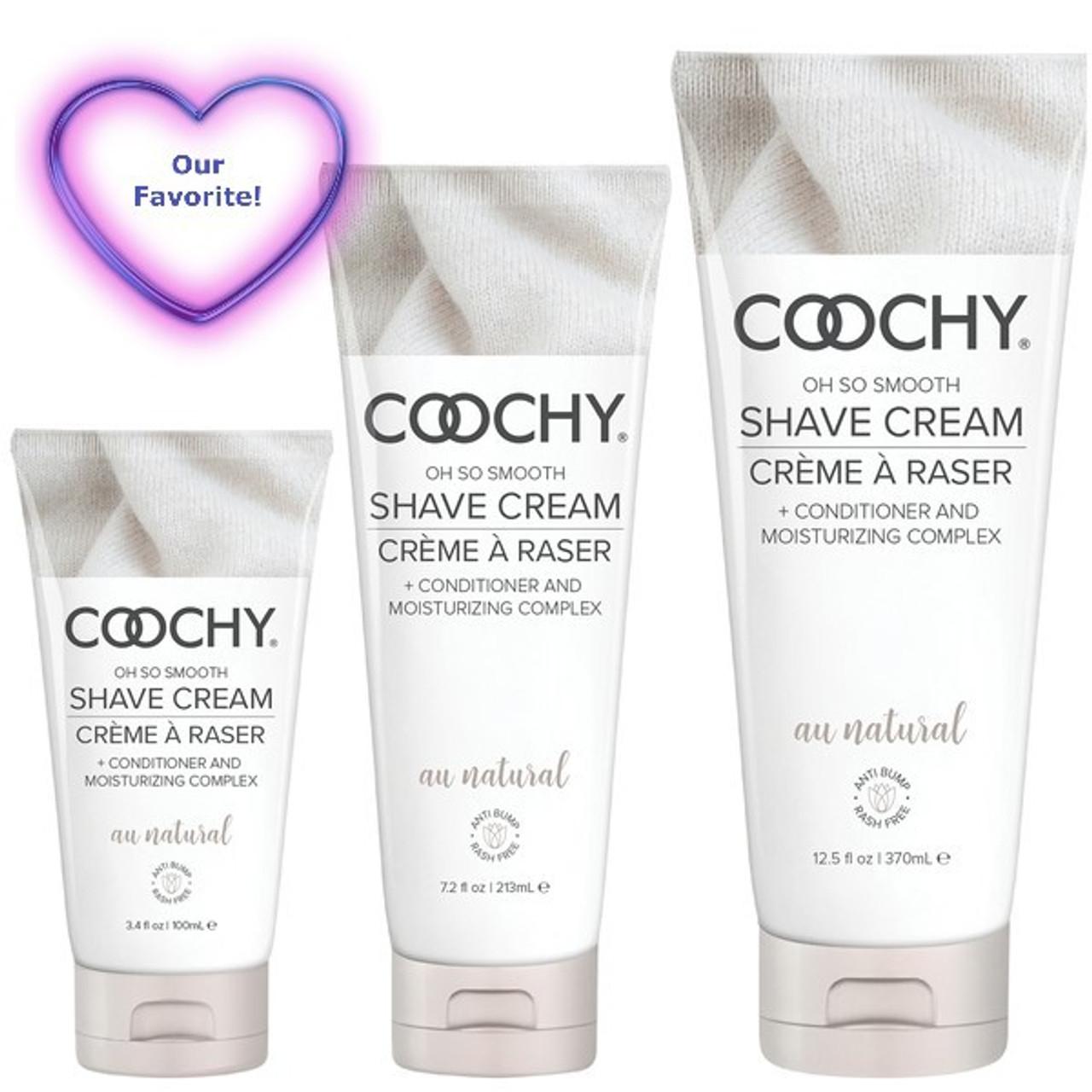 Intimate Shave Cream