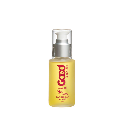 Love Oils Aphrodisiac Scents by Good Clean Love-Caribbean Rose