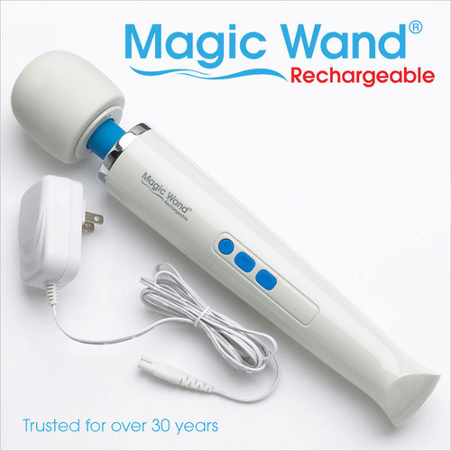 Magic Wand Rechargeable by Vibratex
