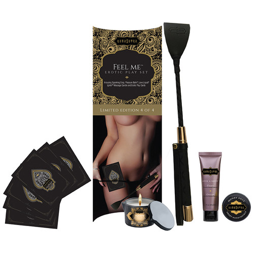 Feel Me Erotic Play Set by Kama Sutra