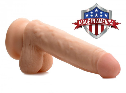 TrueTouch Kevin SkinTech Realistic 6 Inch Dildo