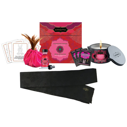 Treasure Trove Romantic Play Set by Kama Sutra