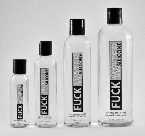 Fuck Water Silicone Based Lubricant