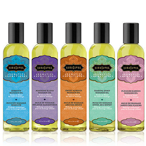 Aromatic Massage Oil by Kama Sutra