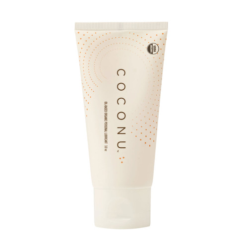 Coconu Coconut Oil Based Organic Personal Lubricant