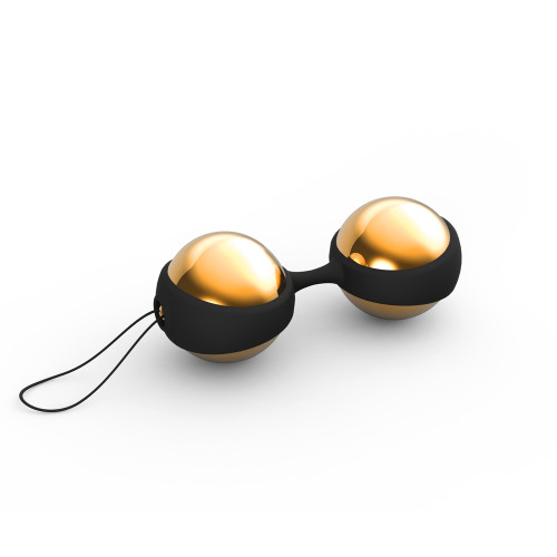 LELO 20 Karat Gold Luna Beads Kegel Exercisers