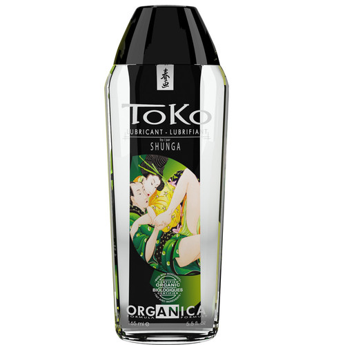 TOKO Organica Personal Lubricant by Shunga Erotic Art