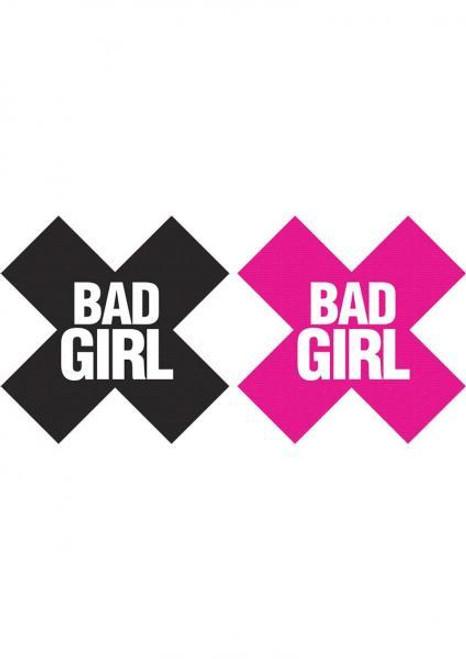Peekaboo Bad Girl X Shape Pasties