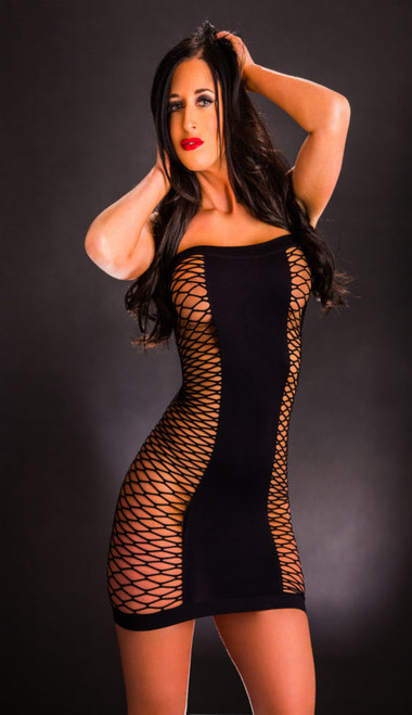 Black Tube Dress by Beverly Hills Naughty Girl